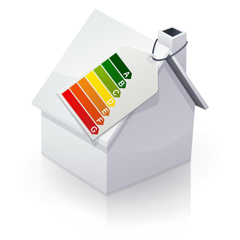 Ein Dachs macht Häuser energieeffizient