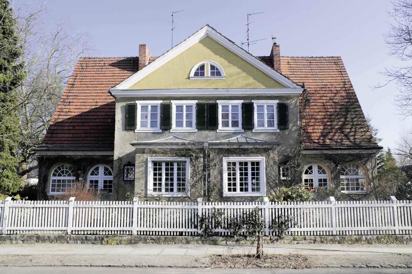 Mit dem Dachs erhalten Altbauten Bestnoten im Energieauswei