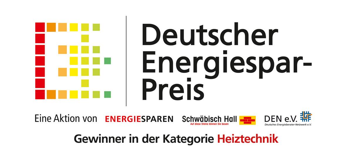 Der Dachs der Energiesparpreis Gewinner