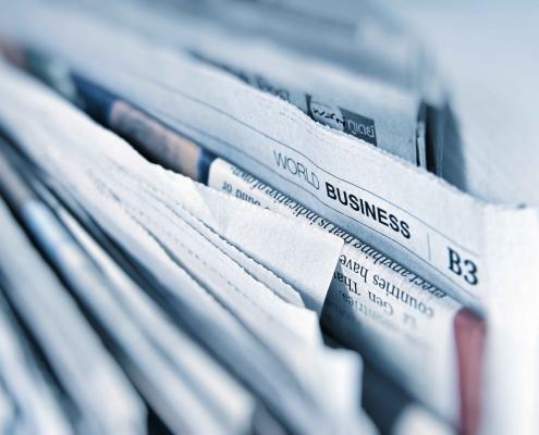 Zeitungen   Pressearbeit bei SenerTec
